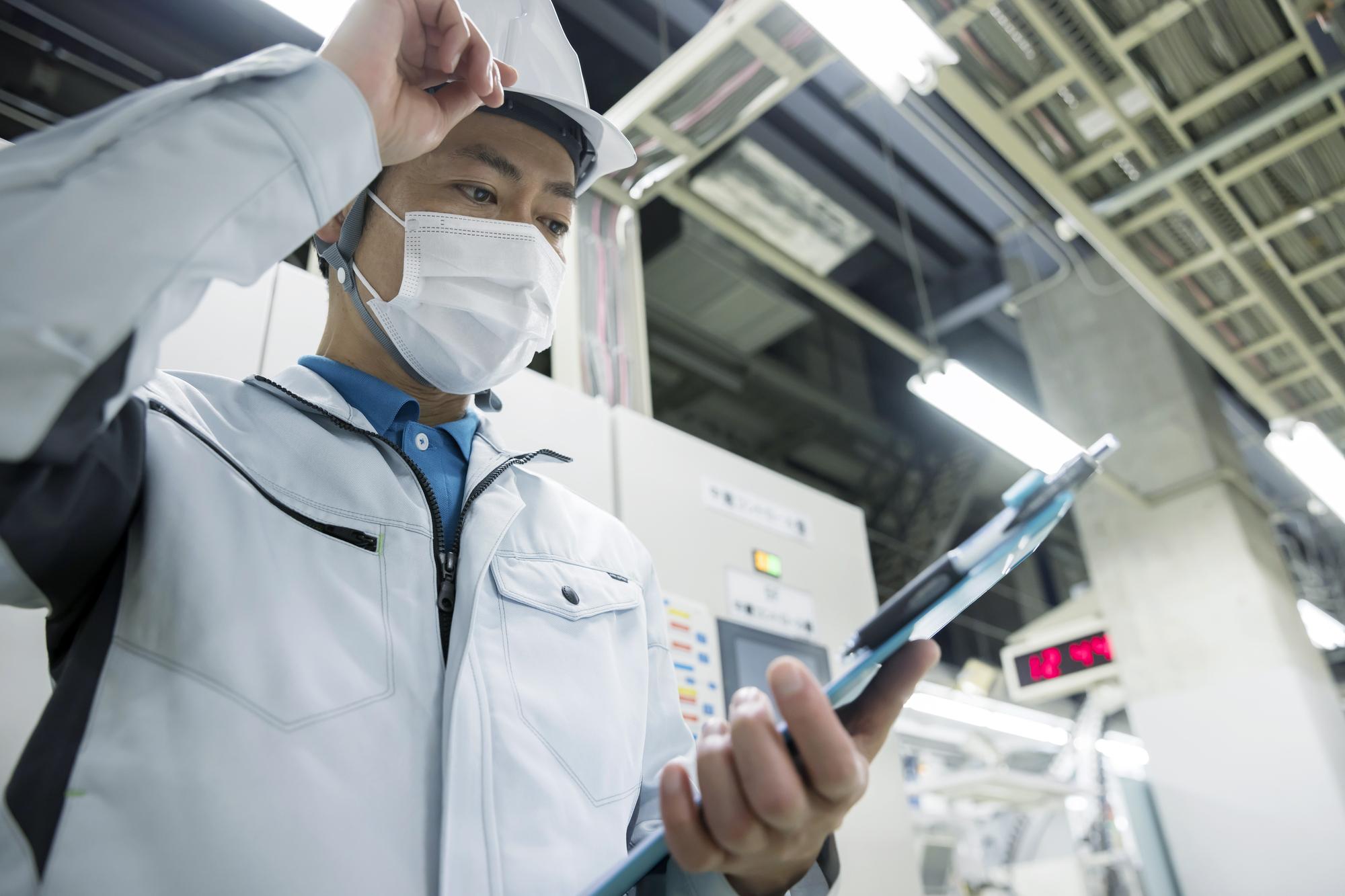 イカイ九州の製造スタッフ